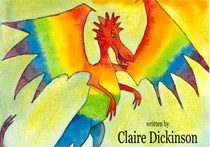 Book written by Claire Dickinson and illustrated by Charlie Bayliss